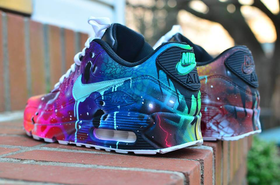 reputable site 0dcbf a25a5 Top 100 Custom Kicks Of All Time