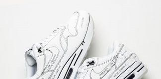 Nike Air Max 1 Schematic Edition
