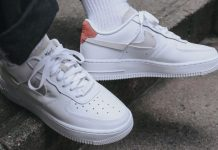 Nike WMNS Air Force 1 Low Vandalized