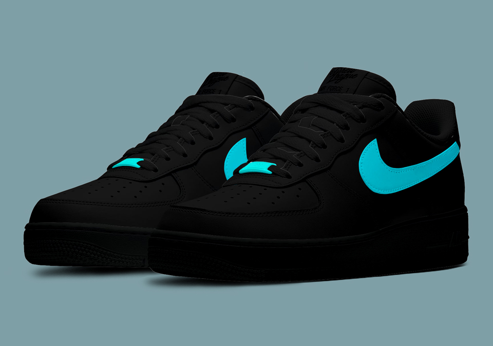 Too Cold to Handle! – Nike Air Force 1 Low 'Black Ice' - Sneakerz