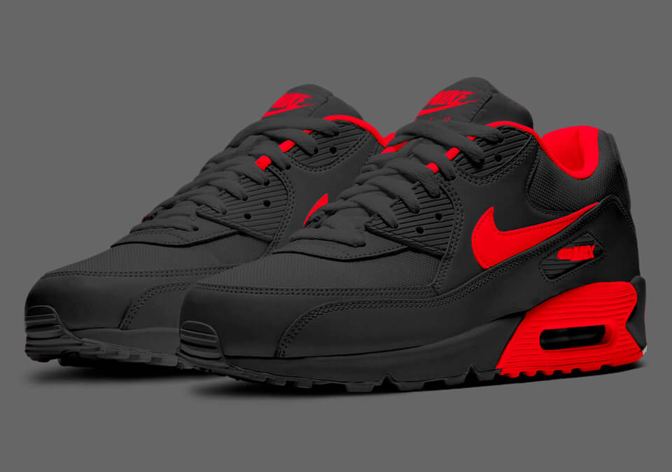 Too hot to handle? - The Air Max 90 Volt Orange - Sneakerz