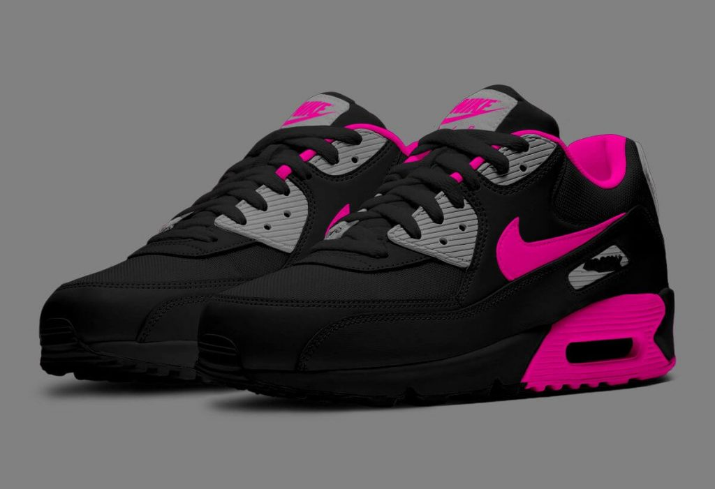The Bright Lights! - Air Max 90 Tokyo Pink - Sneakerz